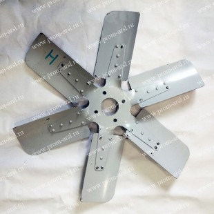 Крыльчатка вентилятора ЯМЗ-238Д,Б,236НЕ,БЕ,7601