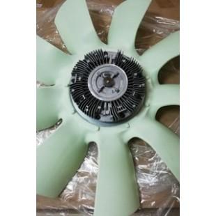 Вентилятор с муфтой Borg Warner